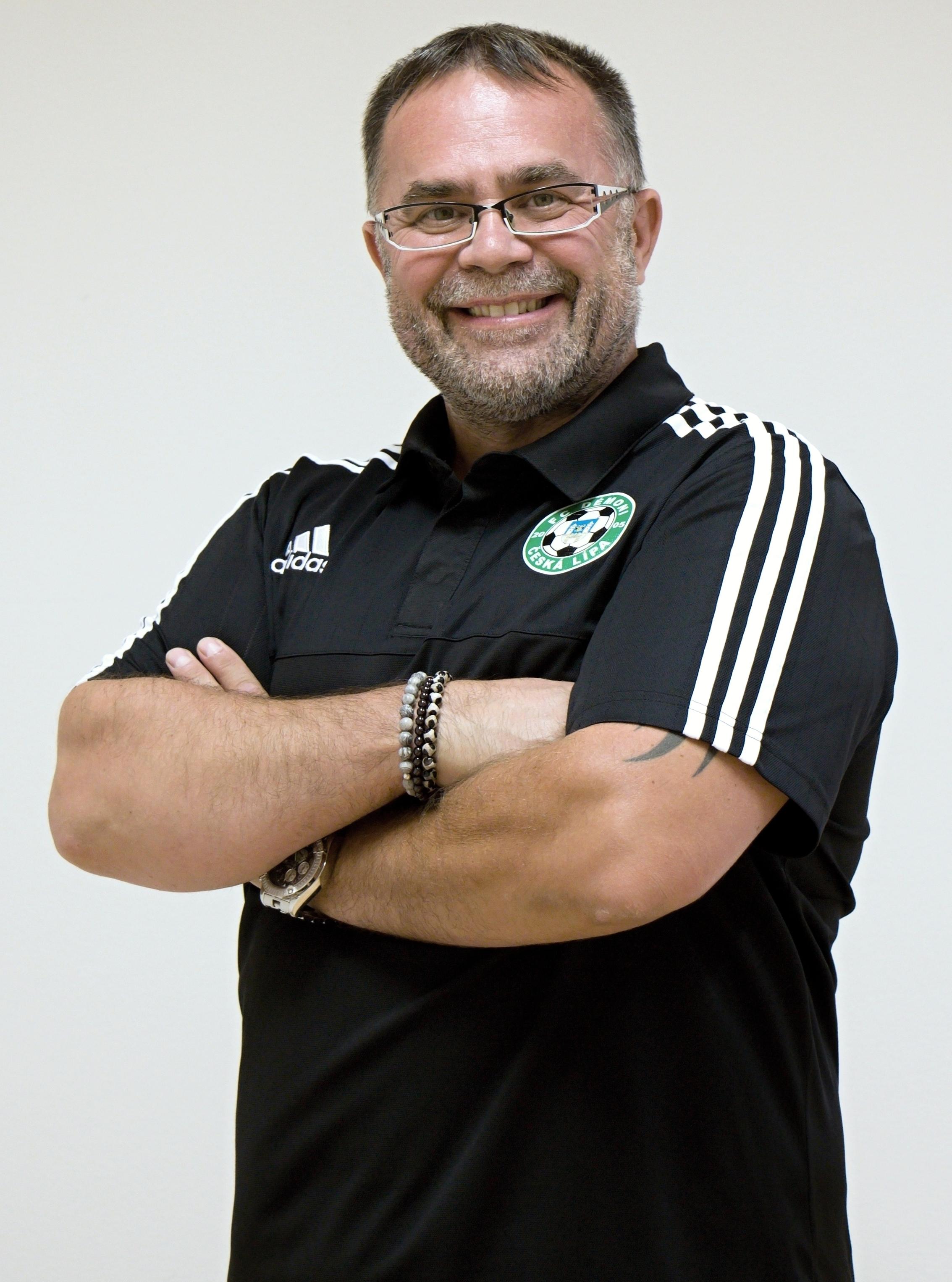 Prezident a předseda klubu / Hlavní trenér mládeže